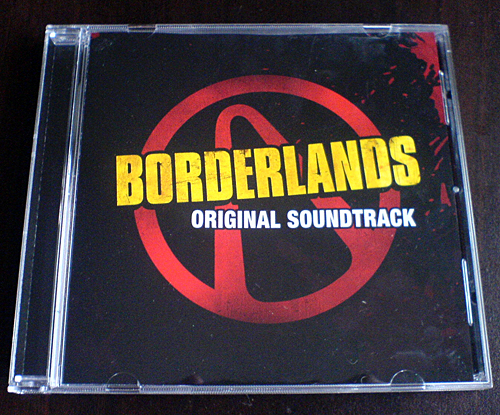 Borderlands Original Soundtrack