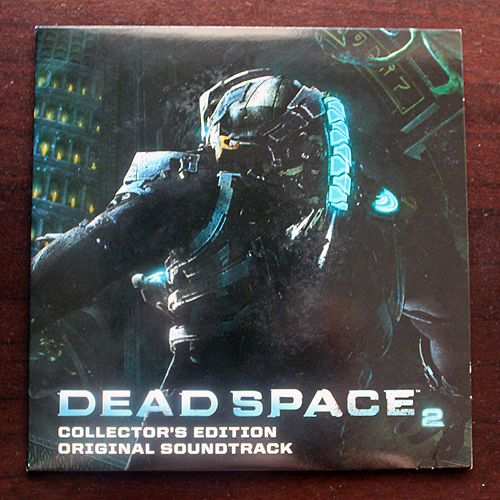 Dead Space 2 Collector's Edition Original Soundtrack