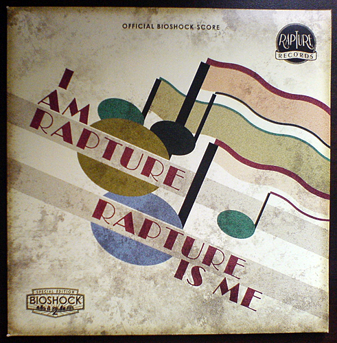 I Am Rapture - Rapture Is Me: Official BioShock Score