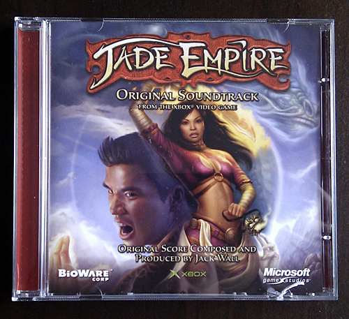 Jade Empire Original Soundtrack