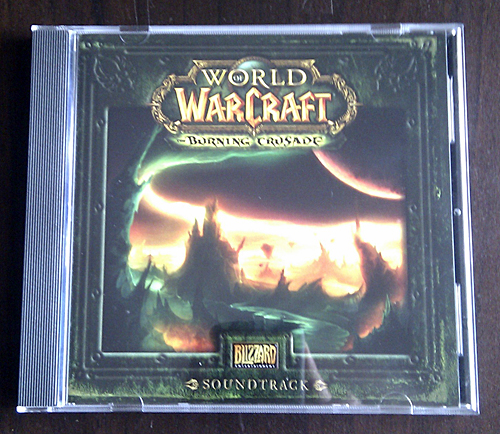 World of Warcraft: The Burning Crusade Soundtrack