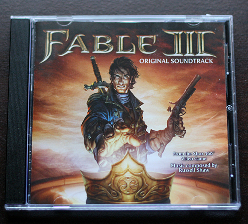 Fable III Original Soundtrack