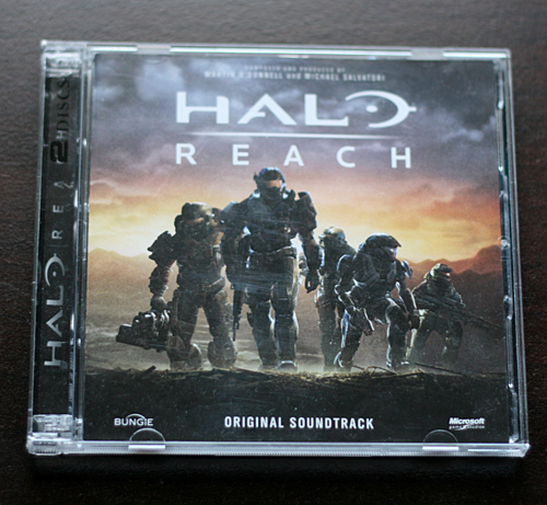 Halo Reach Original Soundtrack