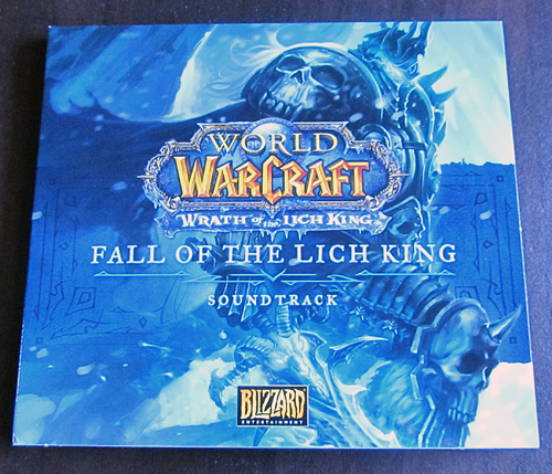 World of Warcraft: Wrath of the Lich King - Fall of the Lich King Soundtrack