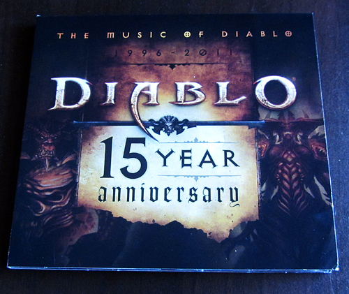 The Music of Diablo 1996-2011 - Diablo 15 Year Anniversary