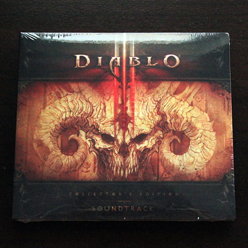 Diablo III Collector's Edition Soundtrack