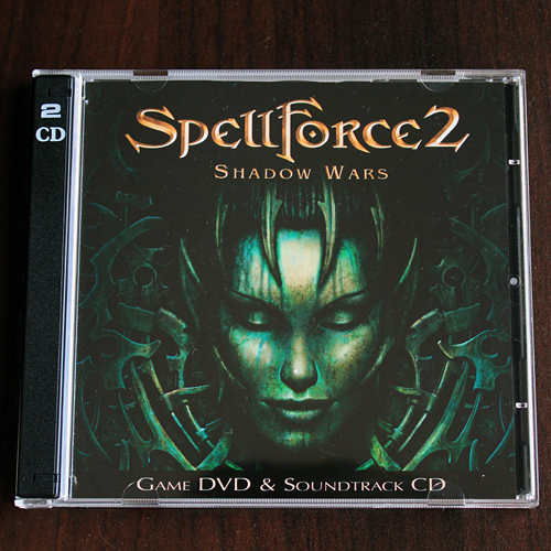 SpellForce 2: Sounds Of The Shadows