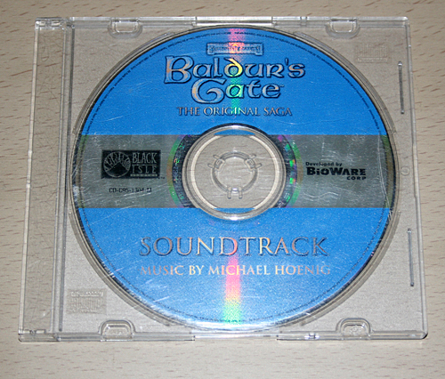 Baldur's Gate: The Original Saga Soundtrack