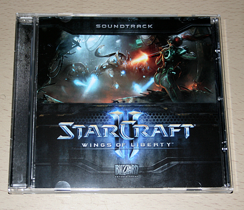 StarCraft II: Wings of Liberty Soundtrack