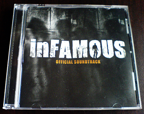 inFamous: Official Soundtrack
